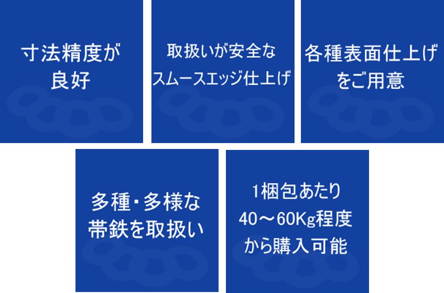 帯鉄(ベーリングフープ)30